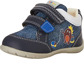Geox B Kaytan Boy 18 Flat (Infant/Toddler)