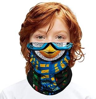 Multifunctional Headwear Bandana for Children (6-14 Years Old) - Pinguin