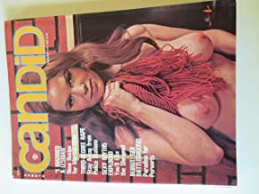 CANDID-FEBRUARY 1975-ADULT BUSTY MAGAZINE