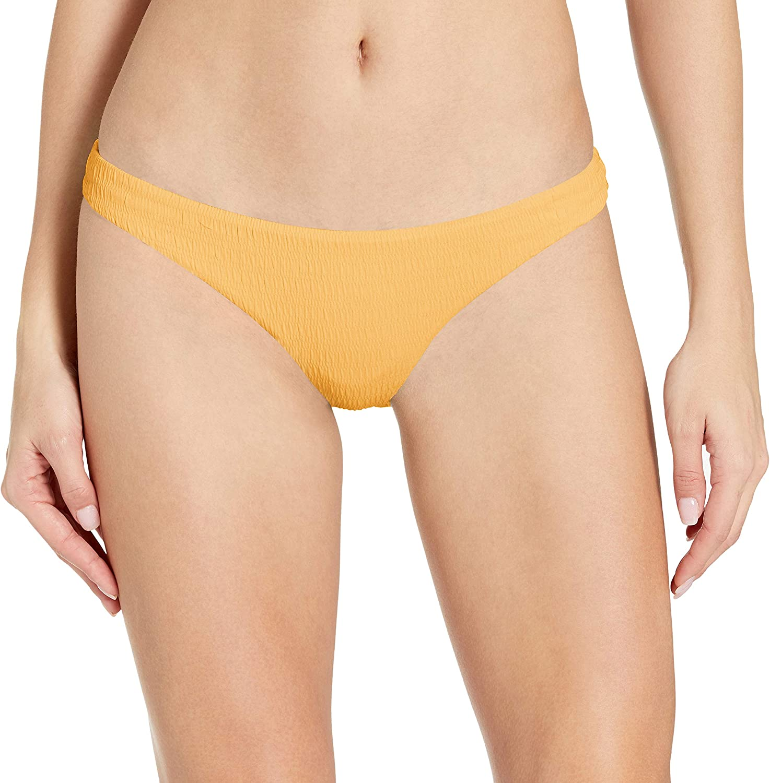 Body Glove Women's Standard Basic Fuller Coverage Bikini Bottom Swimsuit