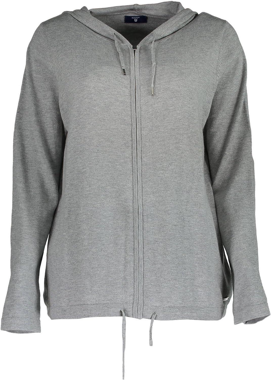 Gant 1602.482065 Cardigan Women Grey 93 S