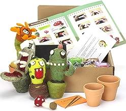 felt cactus kit