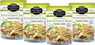 Best saffron road lemongrass basil simmer sauce Reviews