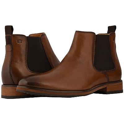 Florsheim Blaze Gore Boot (Cognac Smooth) Men