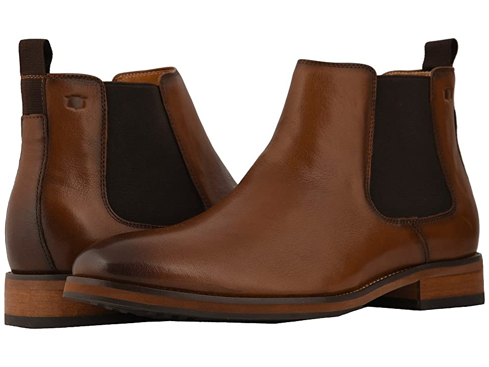 Florsheim Blaze Gore Boot (Cognac Smooth) Men