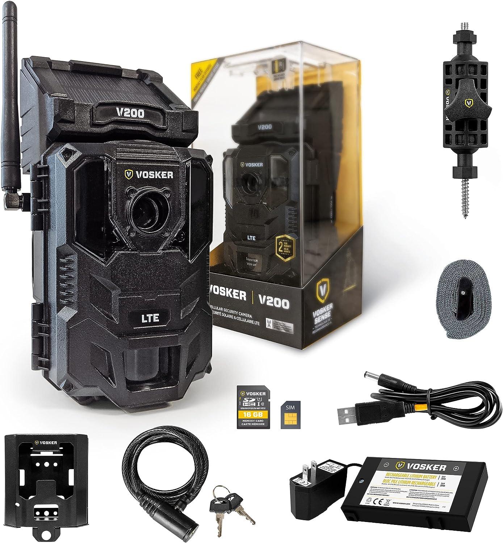 Vosker V200 Cellular Security Accessorie Most Camera Very safety popular Popular