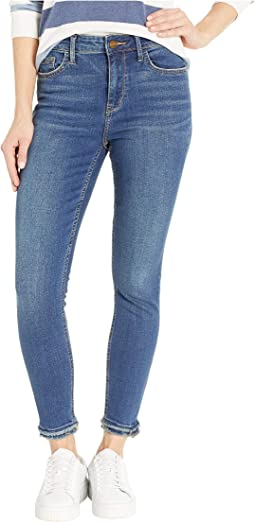 Stiletto High-Rise Ankle Skinny in Heidi