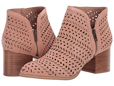 Seychelles Chaparral (Ginger Perforated Suede) Women