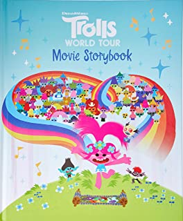 Trolls World Tour: Deluxe Storybook (DreamWorks)