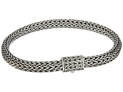 John Hardy Classic Chain 5mm Bracelet (Silver) Bracelet