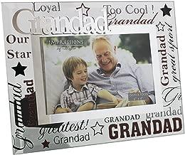 Best grandad word photo frame Reviews
