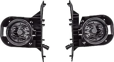 2000-2004 Ford F-150 Harley Davidson Fog Lights Lamps Right & Left Pair OEM NEW