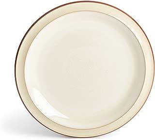 Denby Fire Cream/Yellow Salad Plate