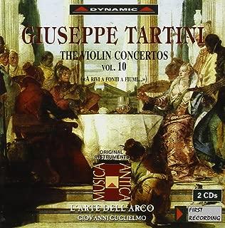 Tartini: Violin Concertos, Vol. 10