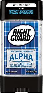 Right Guard Antiperspirant Best Dressed Collection Alpha 4.0 oz