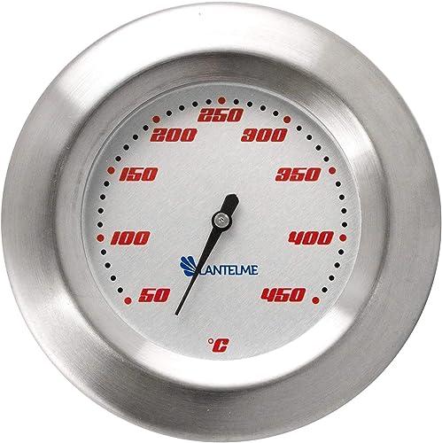 Lantelme 5122 - WSS-307 Racing Termometro per barbecue/affumicatore/per incenso in forno/Grill l'edizione, avvalermi/...