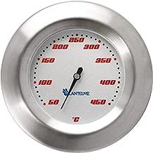 50-400 ℃ Barbecue Smoker Grill Edelstahl Temperatur Thermometer Manomete MA