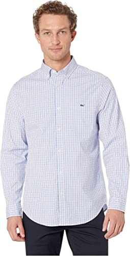 Tobago Tattersall Classic Tucker Shirt