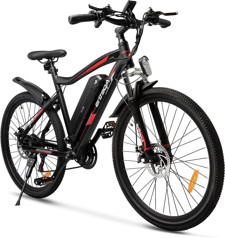 Electric Bike Washington Mall for Adults 350W Brushless Ebike Motor 2021new shipping free inch Elec 26