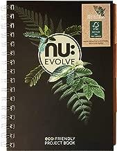 nu project book a4