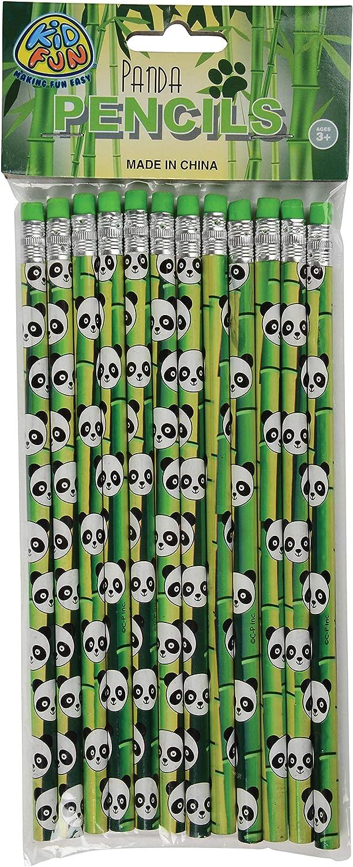 U.S. Award Toy Pencils Shipping included Panda
