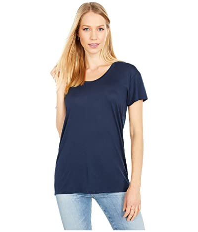 Alternative Kimber Short Sleeve Tee (Navy) Women