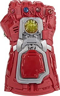 Marvel Avengers: Endgame Red Infinity Gauntlet Electronic Fist Roleplay Toy with Lights & Sounds For Kids Ages 5 & Up