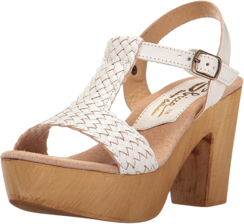 Sbicca Womens Stefania Heeled Sandal