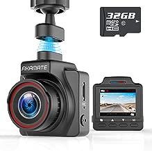 AKAMATE AMA000C1L Dash Cam, Magnetic Dashboard Recording Camera 1.5