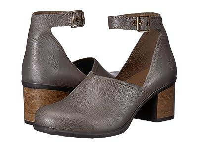 FLY LONDON INAT422FLY (Piombo Janeda Leather) Women