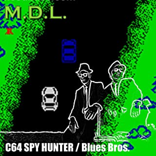 C64 Spy Hunter / Blues Bros.