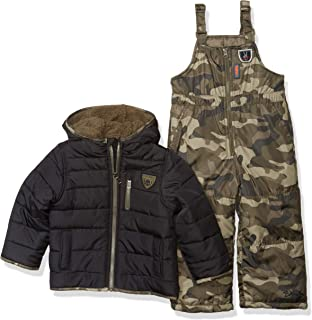 Skechers Boys' 2-Piece Heavyweight Snowsuit