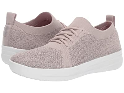 FitFlop F-Sporty Uberknit Sneakers (Metallic Mink 2) Women