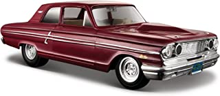 Maisto Ford Fairlane Thunderbolt 1/24 Scale Diecast Model Replica Car Maroon