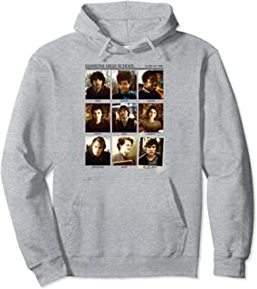 Stranger Things Day Hawkins High School Yearbook Sweat à Capuche