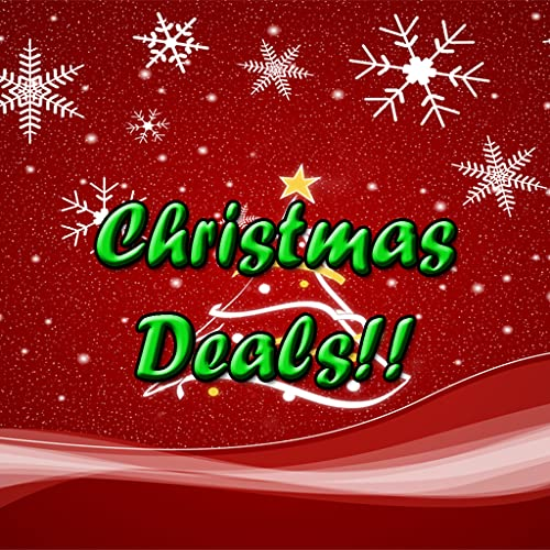 CHRISTMAS DEALS AND STEALS!