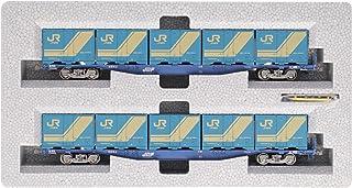KATO HOゲージ コキ104 18Dコンテナ積載 2両セット 3-511 鉄道模型 貨車