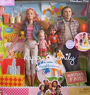 Best happy family house barbie Reviews