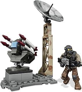 comprar comparacion Mega Bloks Call of Duty - Juego de construcción, torreta Lanza Misiles (Mattel CNG74)