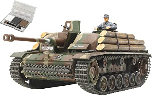 Assault Gun 3 G Type `Finland Army` (w Weathering master) (Plastic model) 1 35