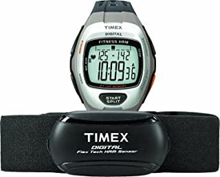 Timex Ironman Men's LCD Dial Rubber Band Watch - T5K735 (Lcd/Grey)