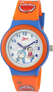 Zoop Analog White Dial Unisex Watch-26013PP04