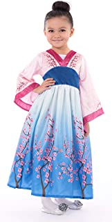 Little Adventures Cherry Blossom Princess Dress Up Costume