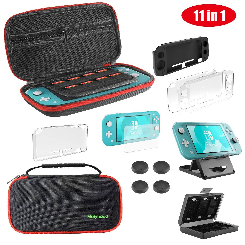 Diswoe kit de Accesorios 8 en 1 para Nintendo Switch, Funda para ...
