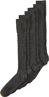 Men's Windsor Wool-Blend Over-The-Calf Dress Sock (Three-Pack)