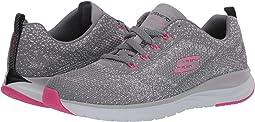 Grey/Hot Pink
