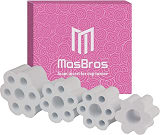 Masbros Cup Turner Foam Inserts Set for 3/4