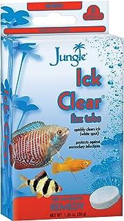 Jungle TB625W Tank Buddies Ick Clear Tablets, 8-Count