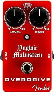 Fender Yngwie Malmsteen Overdrive Pedal