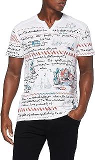 Desigual Men's TS_Cayo T-Shirt